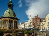 Висмар, город сакральной готики и Ганзы