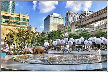 Шоппинг в Таиланде