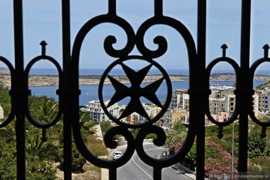 лето на Мальте знойное и сухое
