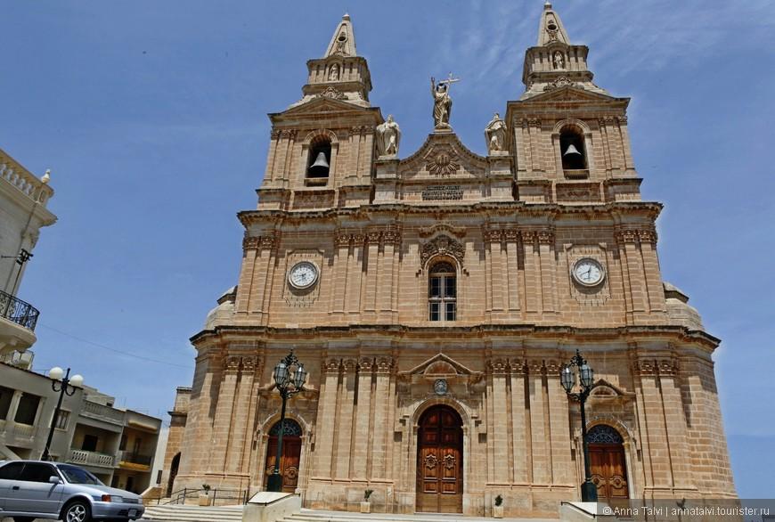 Церковь Богоматери, Одно из самых главных достопримечательностей этого города