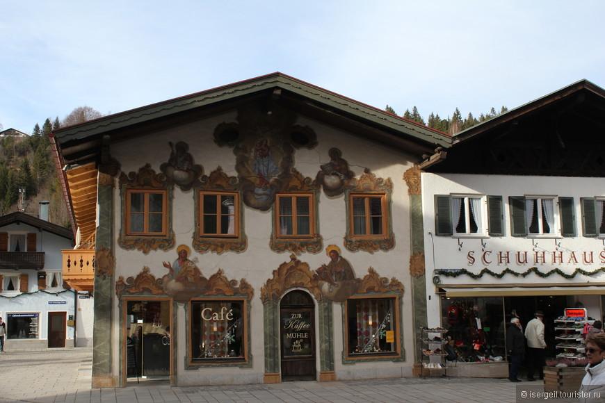 Кафе и ресторанчиков, как в любом немецком городе – предостаточно.