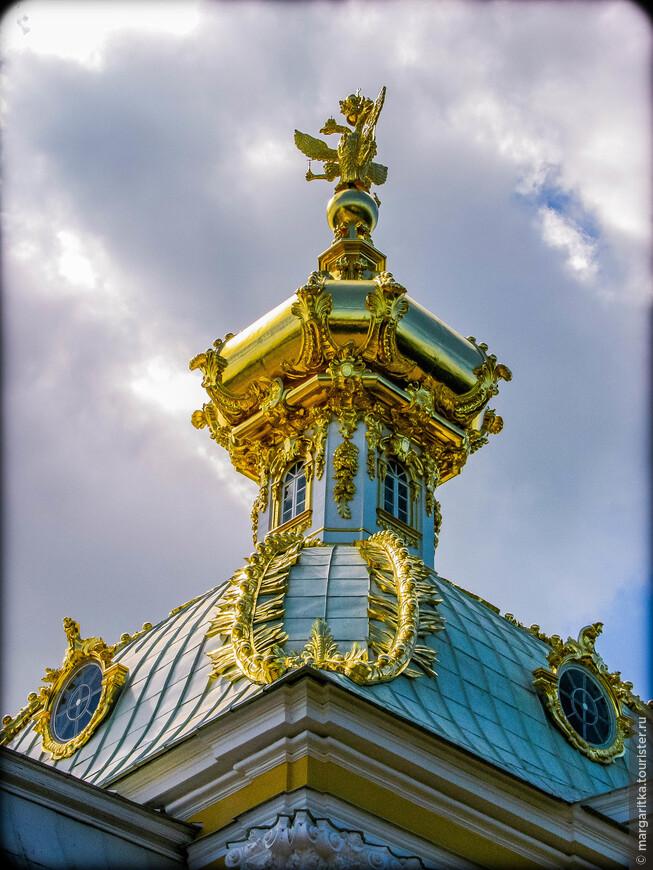 "купол "" Корпуса под Гербом ""."