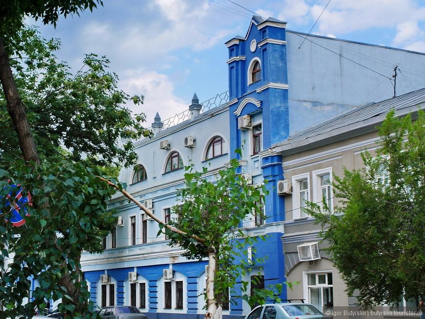 18. Я обязательно вернусь в Оренбург только для того чтобы посмотреть побольше зданий.