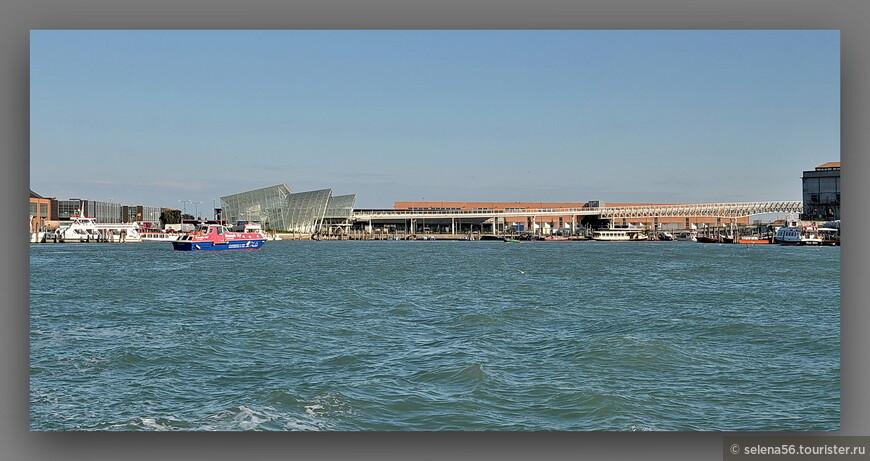 Венецианский порт.