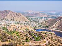 Джайгарх форт. Джайпур. Раджастан. Индия