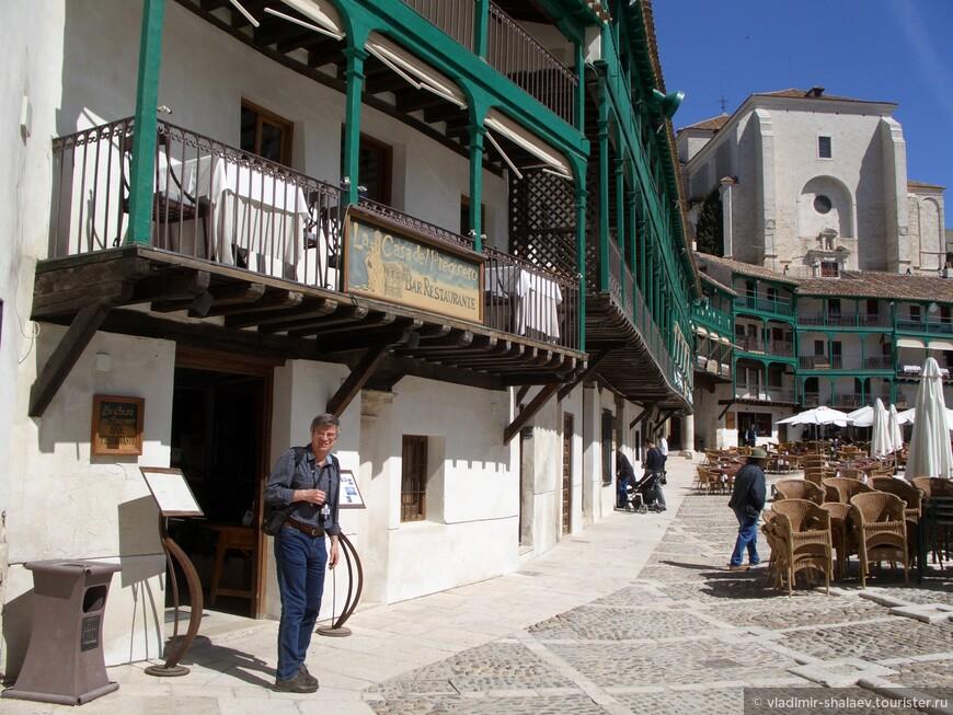 Наверное следует добавить, что все эти домики самые что ни на есть средневековые – самые старые датируются XV веком, самые молодые – XVII-м.