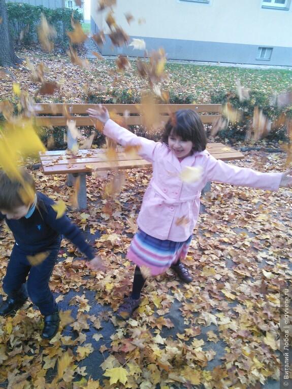 Времена года. Осень.