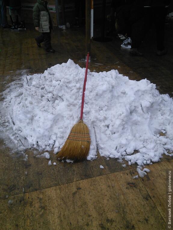 Зиме - конец!