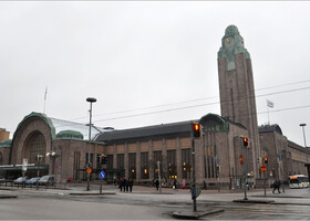 Хельсинки накануне весны