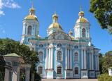 Морской собор и Александро-Невская лавра.