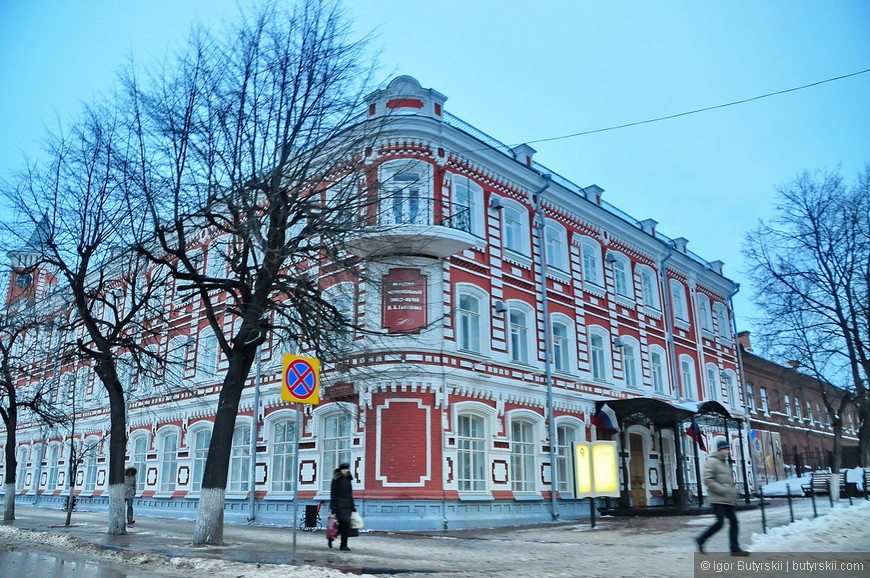 05. Здание музея.