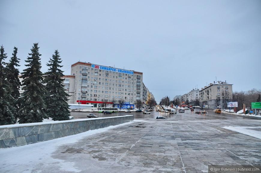 07. До 1924 года город носил название Симбирск (Синбирск еще ранее), потом был переименован по одному известному жителю, но местные гордятся своим историческим названием.
