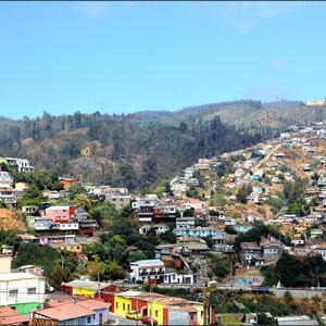По другим холмам Вальпараисо