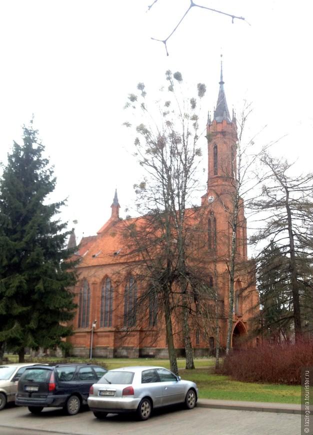 Костёл Пресвятой Девы Марии Шкаплерной в Друскининкае