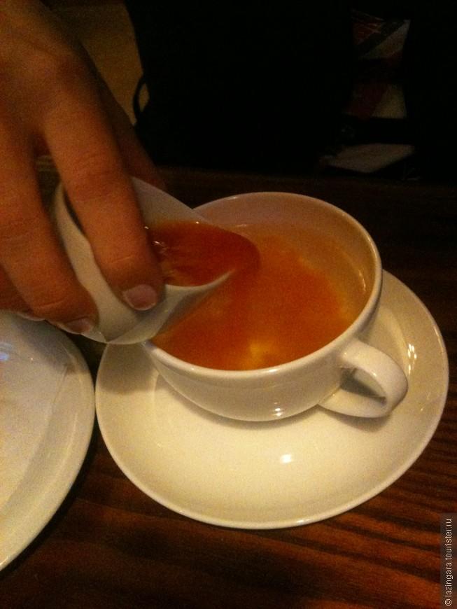 Облепиховый чай в Литве самый вкусный