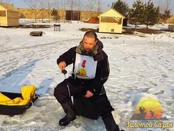 В Московской области прошли соревнования по рыбной ловле