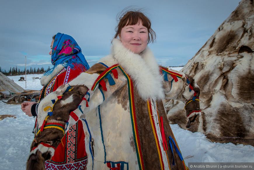 Ненецкая красавица.