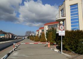 Благодатные места черноморского побережья России. Поселок Ольгинка, отель Гамма