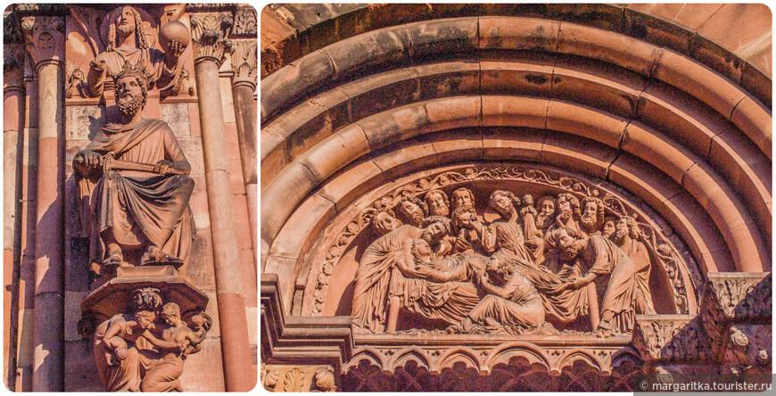 детали внешнего фоормления собора