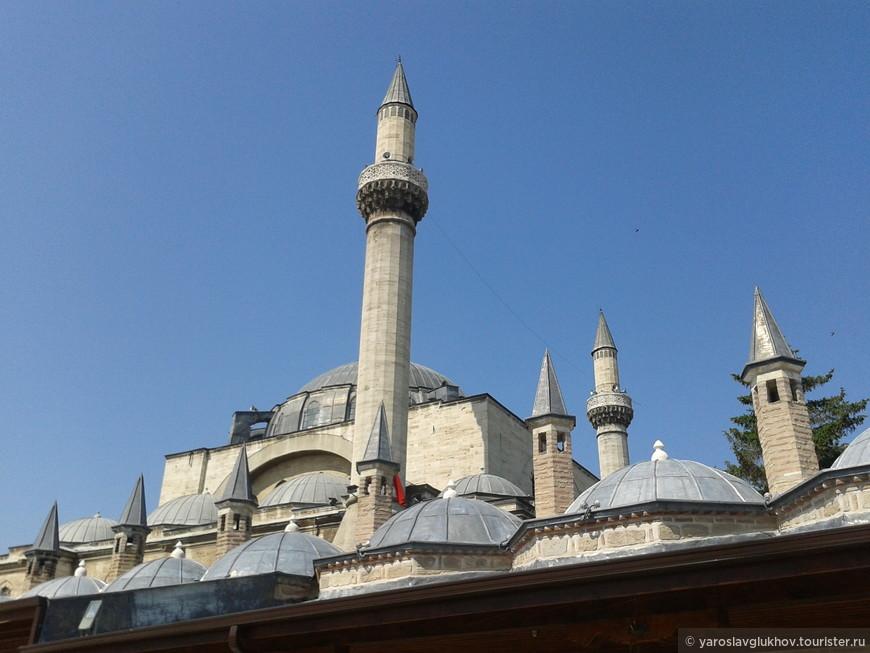 Мечеть Коньи.