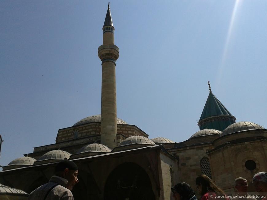 Мечеть в Конье.