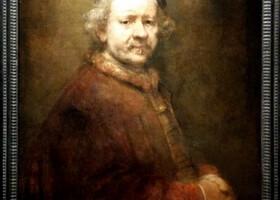 Выставка поздних работ Рембрандта