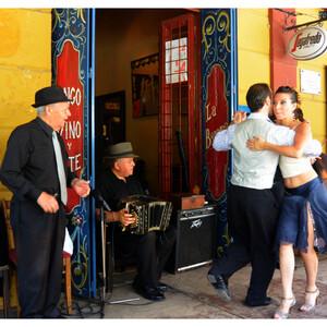 Вечный праздник в Ла Бока