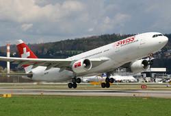 SWISS сократит количество полетов из Женевы в Россию