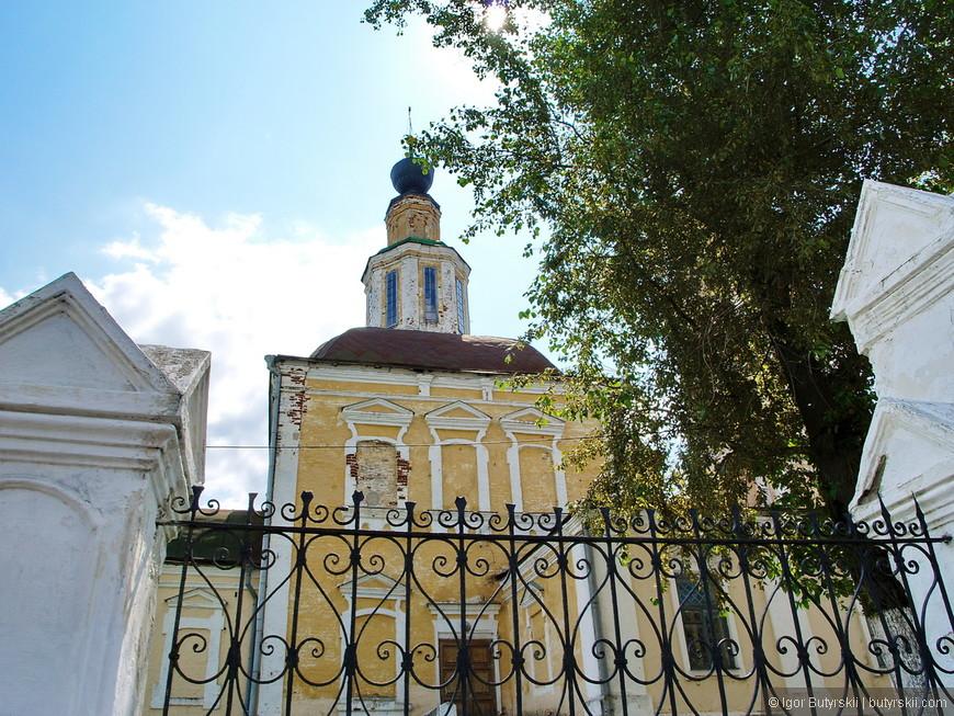 16. Древность во Владимире на каждом шаге, центр города пока не идеален, но стремится к этому.