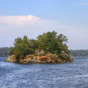 Канада. Тысяча островов.