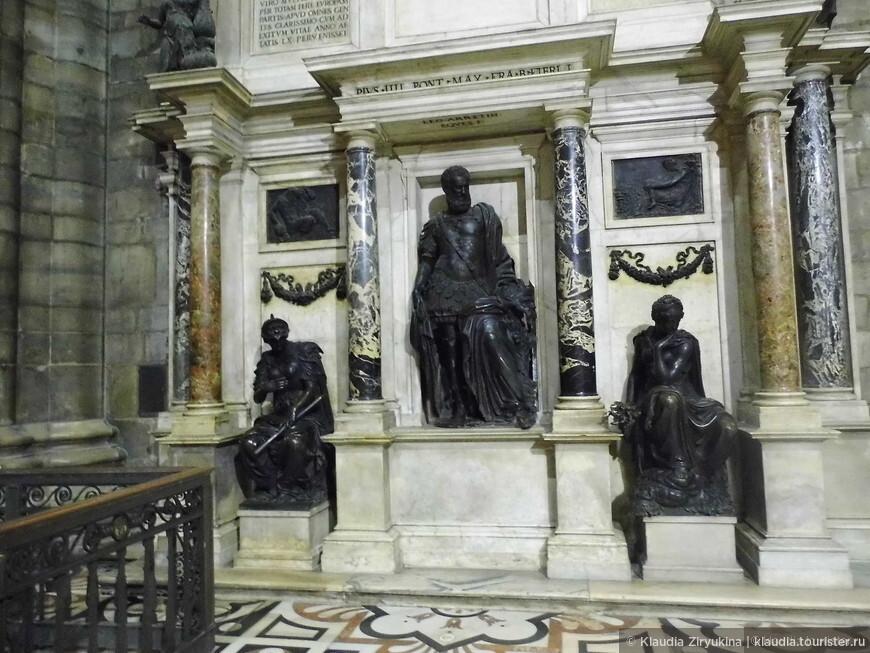 Надгробие сан-джакомо медичи Эконом памятник Башня с профильной резкой Пинега