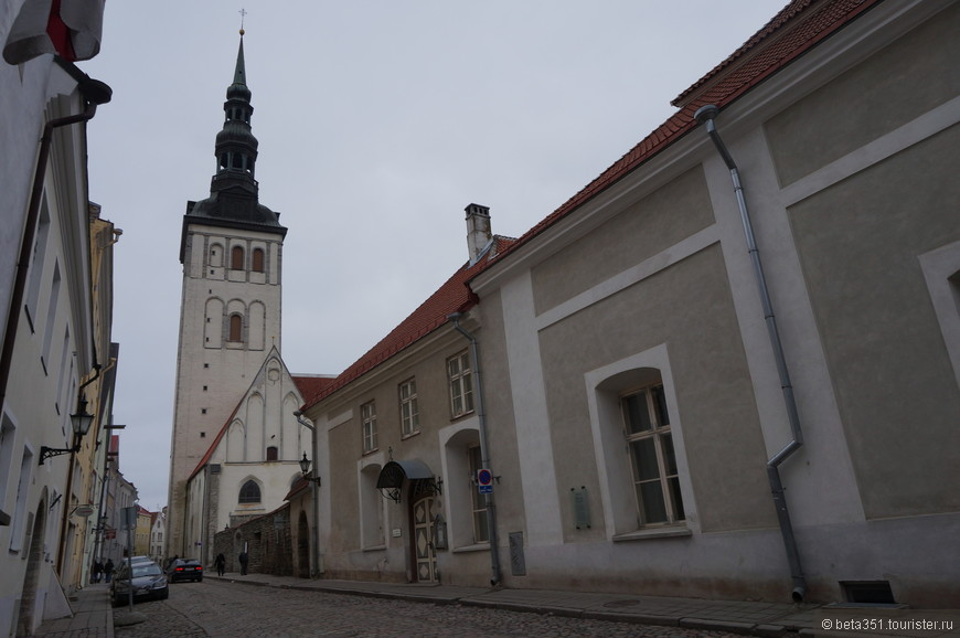 церковь Негулисте