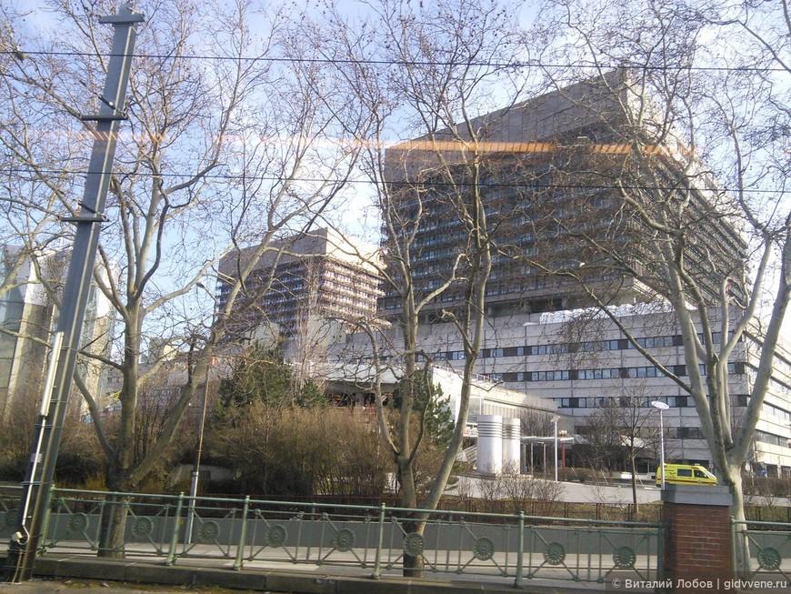 Жить в Вене: городская клиническая больница.