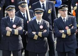 В Lufthansa началась забастовка