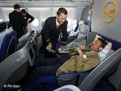 Госслужащим могут запретить летать бизнес-классом