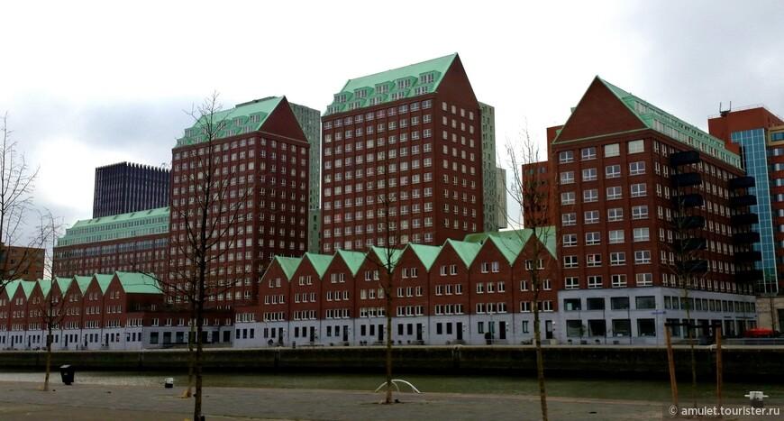 новые районы Роттердама