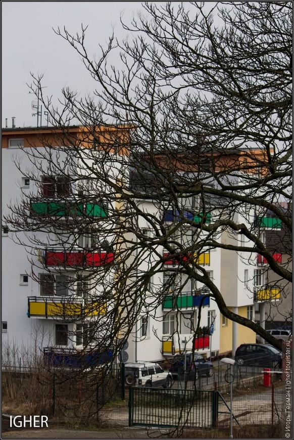 уже в Брно...немного фотографий с балкона идиотской гостиницы Albellus на подступах к центру