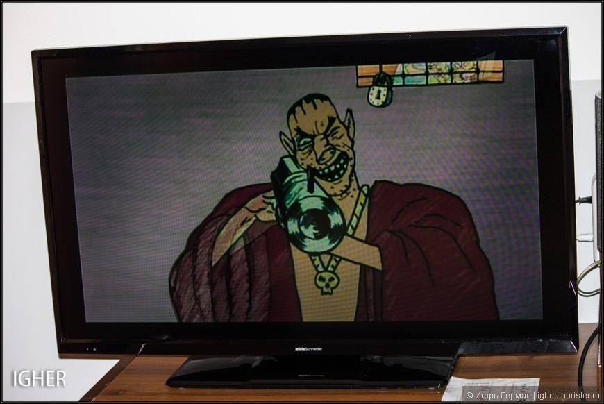 переключил на RAI 1 где показывали нашего клоуна встречаясь е брюссельским начальством...мда...взял да и выключил...достал компьютер
