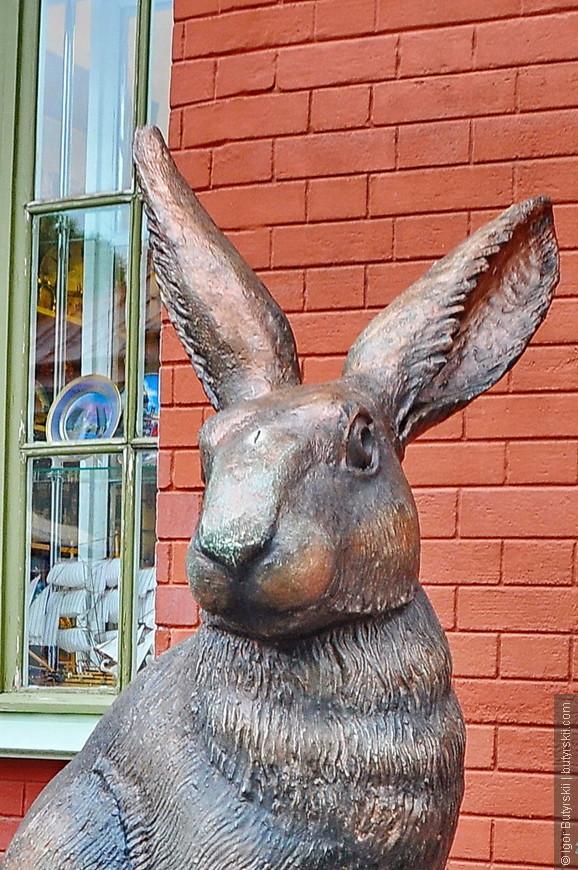 03. Огромный заяц.
