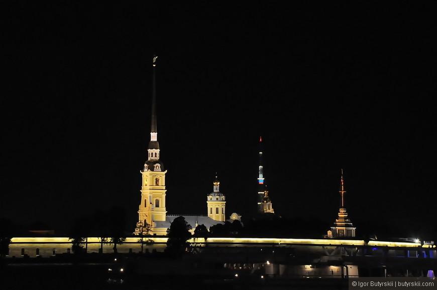 27. Петропавловская крепость – место обязательное для посещения во время пребывания в Санкт-Петербурге.
