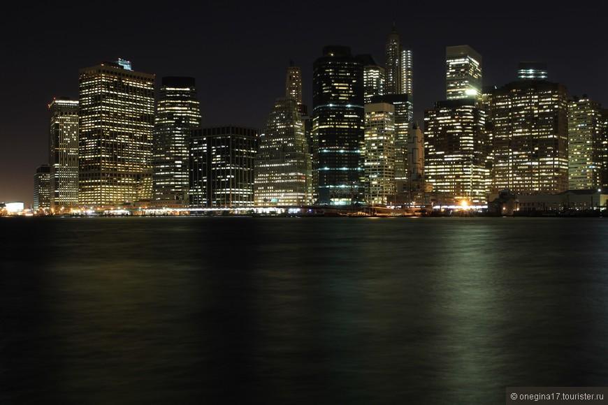 И снова Манхэттен.