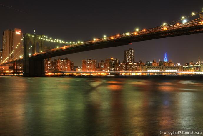 Бруклинский мост. Настоящая легенда...