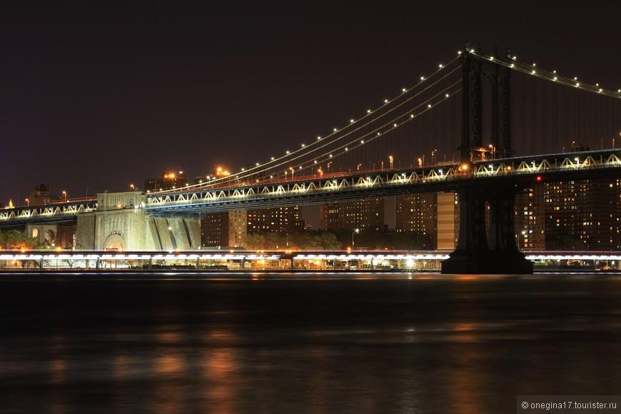 Манхэттенский мост.