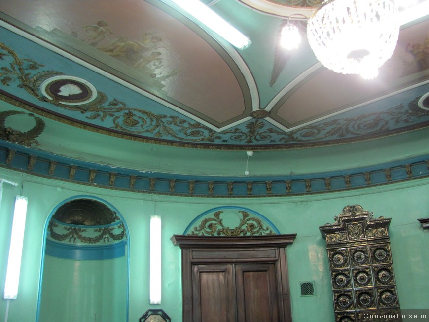 В доме Дернова