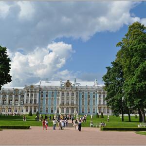 Пушкин _ Екатерининский парк