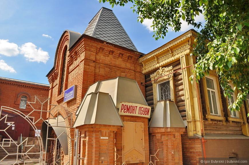 20. Город не попал под тотальный снос в советское время и смог сохранить исторический облик.