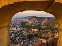Нахаргар (Nahargarh) форт. Джайпур. Индия