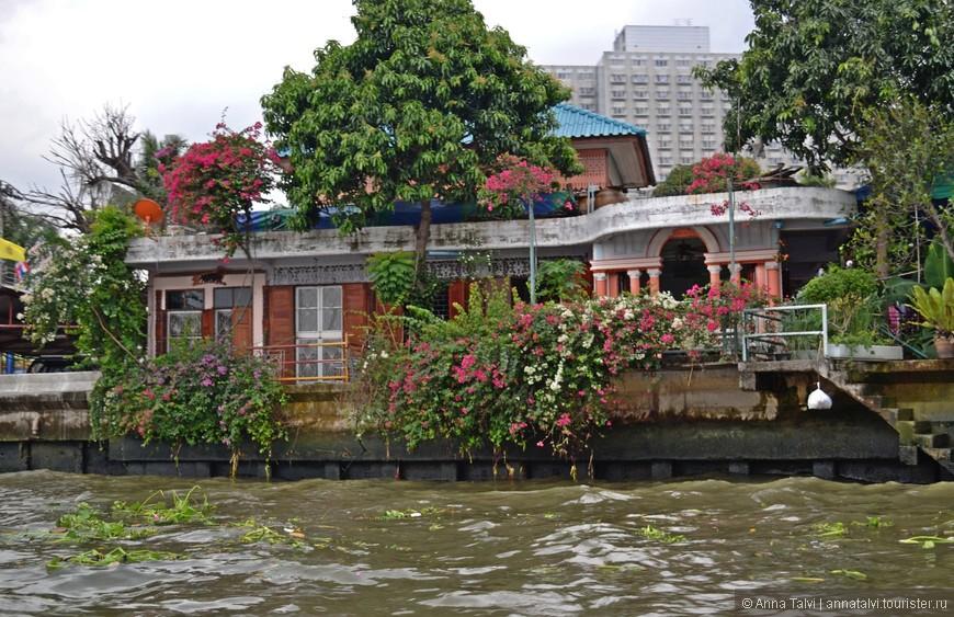 Прогулка по каналам Бангкока