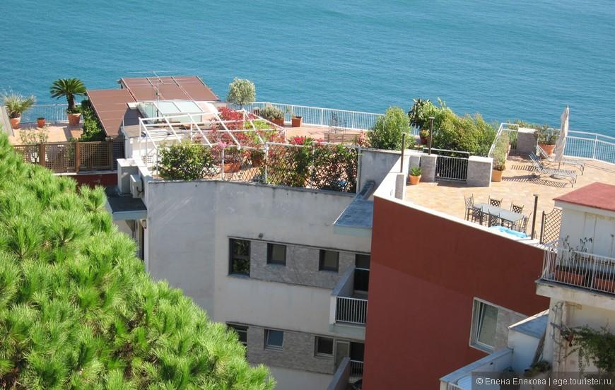 Крыши  Неаполя