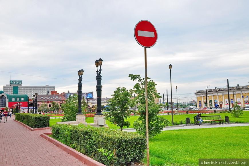 02. Многие видели Челябинск таким – аккуратным, красивым, отремонтированным.